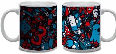 OHS OHSMG003 Ceramic Mug
