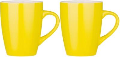 Incrizma APL2B-Yellow Ceramic Mug