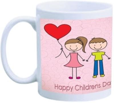 Smileonline Customized Childrens Day Coffee Ceramic Mug