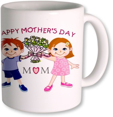 Heyworlds Gift for Mother's Day Ceramic Mug