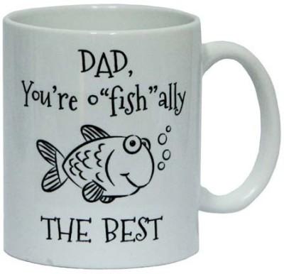 Gifts By Meeta Best Dad  Ceramic Mug