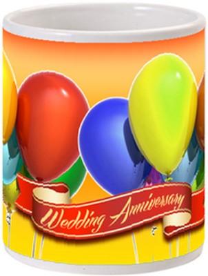 Allthingscustomized Wedding Anniversary Present Cup Ceramic Mug