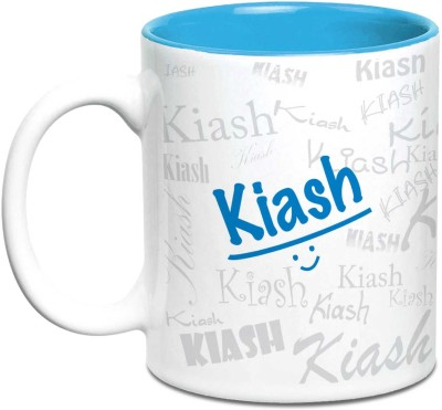 Hot Muggs Me Graffiti - Kiash Ceramic Mug