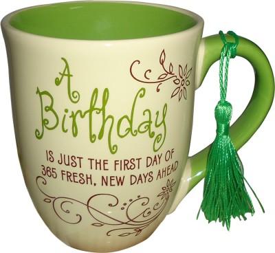 Classic Coffee Gift For Birthday Ceramic Mug