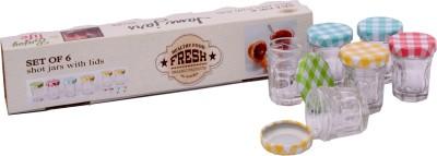VNU Shot Jars Glass Mug