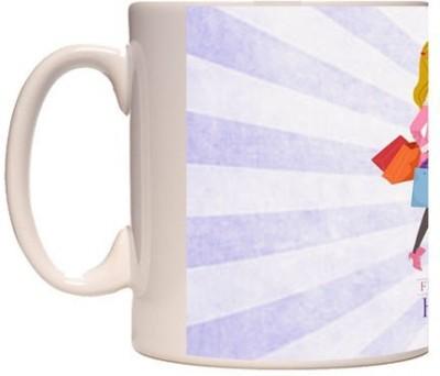 Onlineworld Friendship-Theme-12 Ceramic Mug