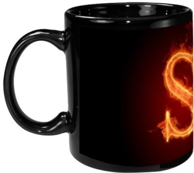Onlineworld Black Coffee  - S Ceramic Mug