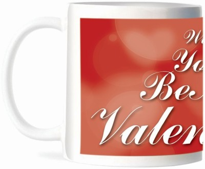 Refeel Gifts Will You Be My Valentine (SD-211) Ceramic Mug