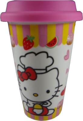 Gifts And Style Hello Kity Tumbler Ceramic Mug