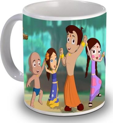 PSK chota bheem 34 Ceramic Mug
