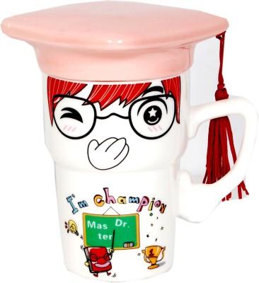 DRL Graduate Coffee 3 Porcelain Mug