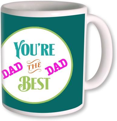 PhotogiftsIndia Happy Fathers Day 170 Ceramic Mug
