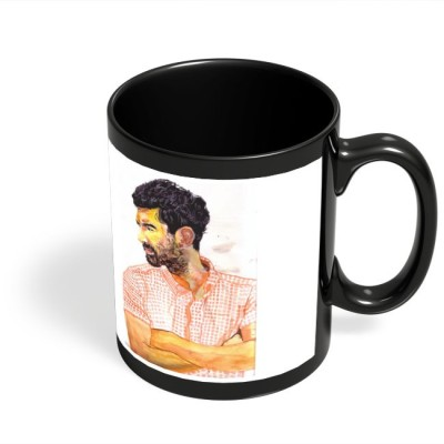 PosterGuy Arjun Roy Kapoor Portrait Painting Ceramic Mug