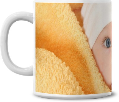 Lovely Collection Innocent Baby Ceramic Mug