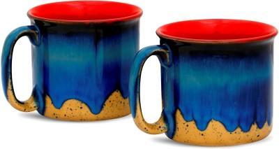 Caffeine Blue Maggie s Ceramic Mug