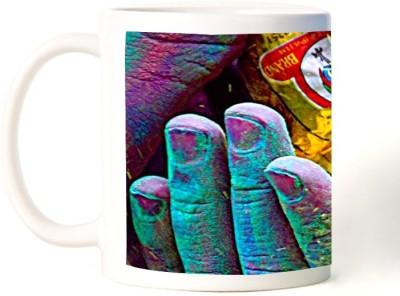 RM-WM-Holi-253 Holi  Ceramic Mug