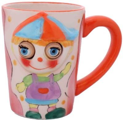Aarzool Blinking eye designer Porcelain, Ceramic Mug