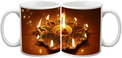Shopkeeda Diwali SMG032498 Ceramic Mug