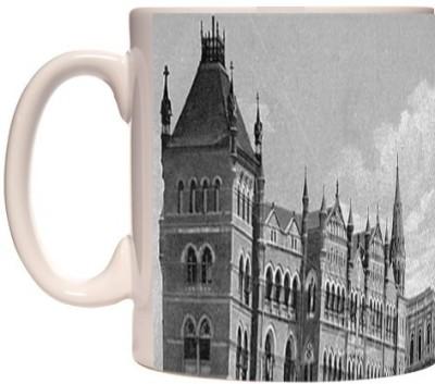 Onlineworld Old City Theme 04 Ceramic Mug
