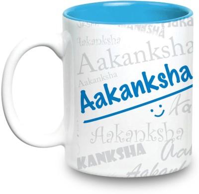 Hot Muggs Me Graffiti  - Aakanksha Ceramic Mug