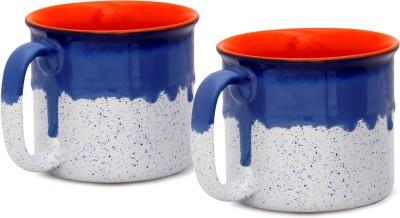 Caffeine White Maggie s Ceramic Mug