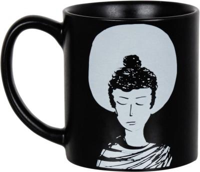 Ek Do Dhai Buddha Coffee  Ceramic Mug
