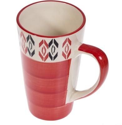 Urban Monk Creations Redmug0101 Ceramic Mug