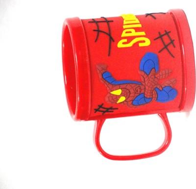 Disney spider man 3d Plastic Mug