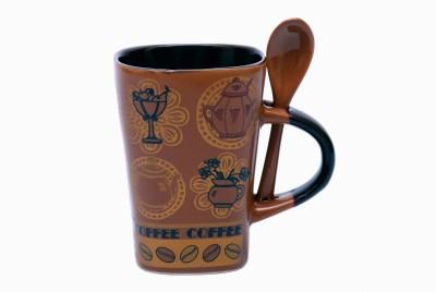 Woodenclave Coffee  Ceramic Mug