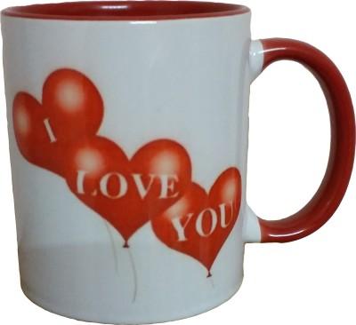 Exxact Love You Ceramic Mug