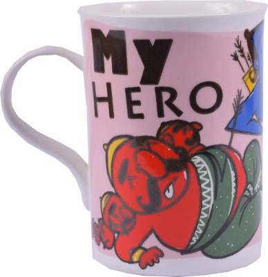 Enfin Homes Ganesha My Hero Bone China Mug