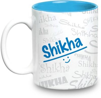 Hot Muggs Me Graffiti  - Shikha Ceramic Mug