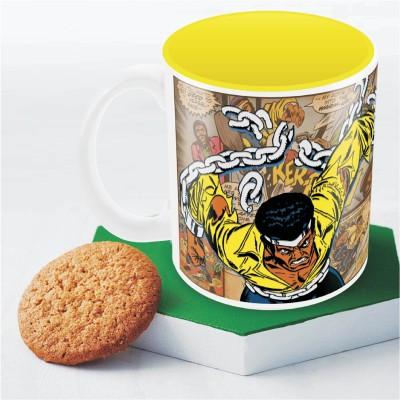 Marvel Comics Luke cage  Officially Licensed Ceramic Mug