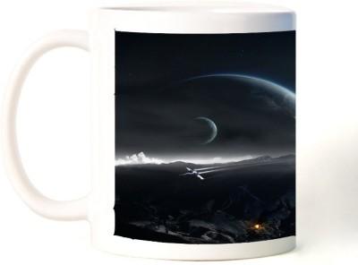 Shopcrow CLASSIC136 Ceramic Mug