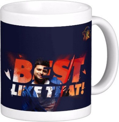 Exoctic Silver Chennai Super King IPL Series XXX 031 Ceramic Mug
