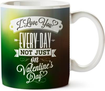 pentagraphics Heart Sentiments Ceramic Mug