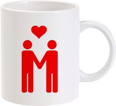 Lolprint Boys Love Couple Ceramic Mug