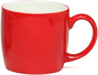IVY by Home Stop Red ray  Bone China Mug