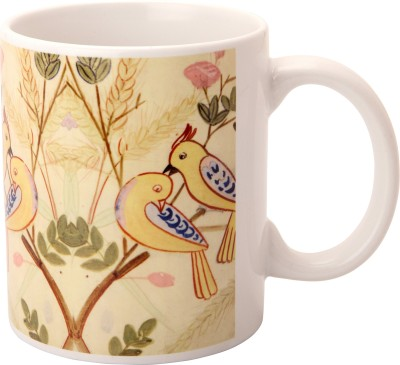 Zevar Colors Everyday use Ceramic Mug
