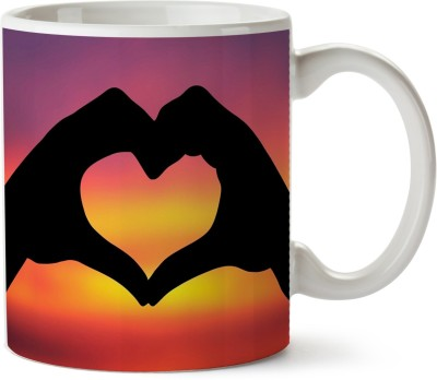 Pentagraphics Soul Love Ceramic Mug
