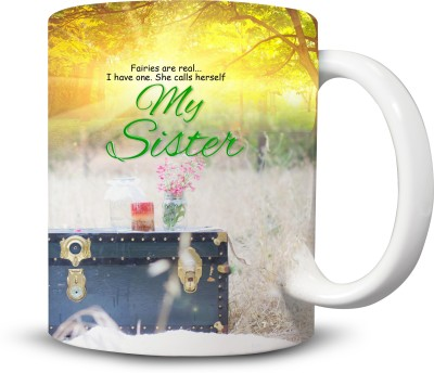 ACKMEDESIGN Sister,s Birthday sky Coffee s Ceramic Mug