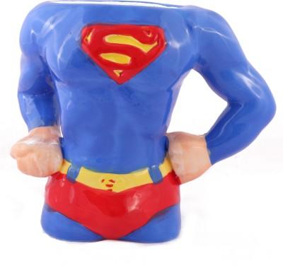 Emerge Superman Porcelain Mug