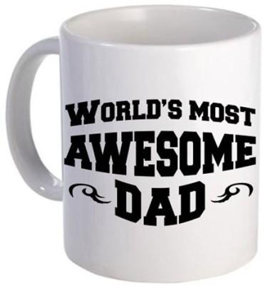 Giftsmate  For Awesome Dad Ceramic Mug