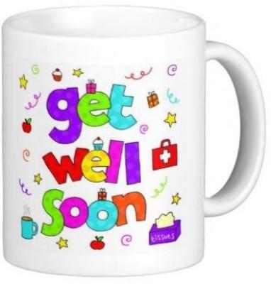 Hainaworld Best Get Well Soon Coffee  Ceramic Mug