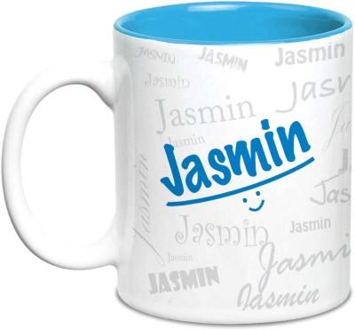 Hot Muggs Me Graffiti - Jasmin Ceramic Mug