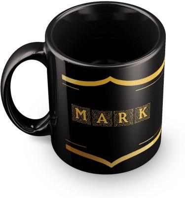 posterchacha Mark Name Tea And Coffee  For Gift And Self Use Ceramic Mug