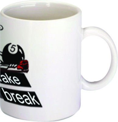 Printland Office Break Ceramic Mug