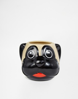 Its Our Studio Pug  Ceramic Mug
