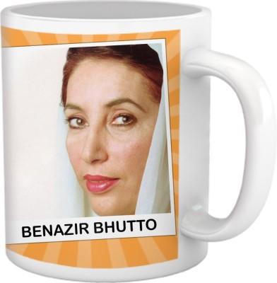 Tiedribbons My Daughter,My Pride Collection_Benazir Bhutto Ceramic Mug