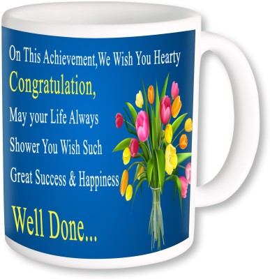 A Plus Congratulation 03.jpg Ceramic Mug